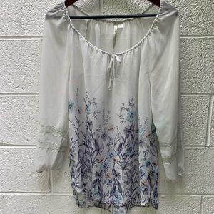 NWT Lauren Conrad blouses
